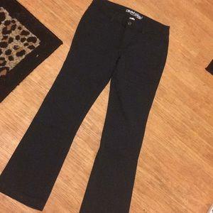 NWOT Dark gray cotton/polyester dress pants